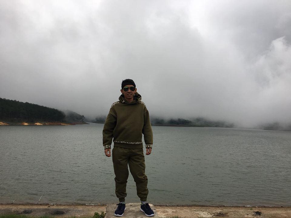 Tôi trong một lần đi du lịch tại Lâm Đồng