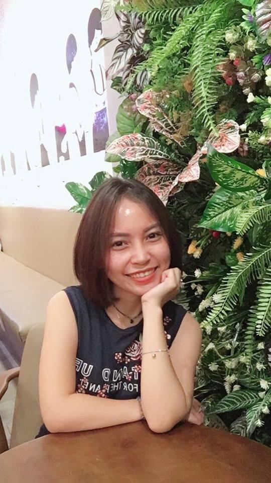 Chị Trần Thu Hồng