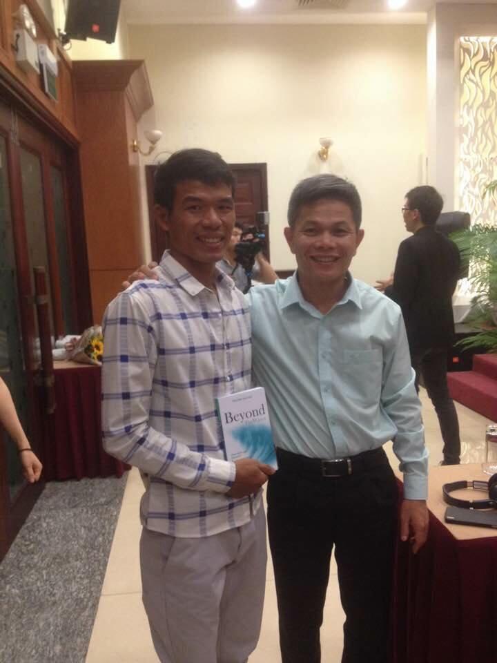 Nguyễn Văn Đoàn và Thầy Nguyễn Thái Duy