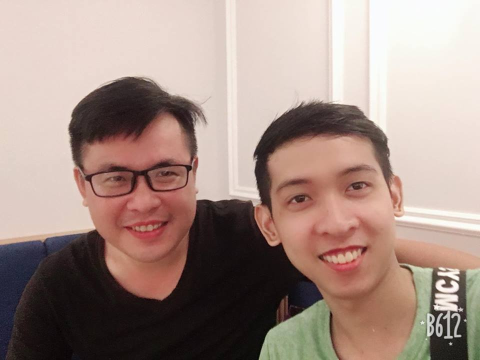 Lê Nguyễn Sĩ Phú và Nguyễn Tôn Quốc Tín