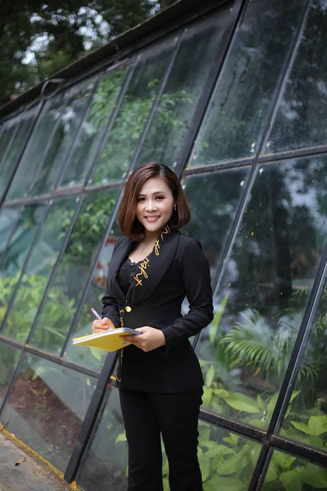Chị Phan Thị Thùy Nhung