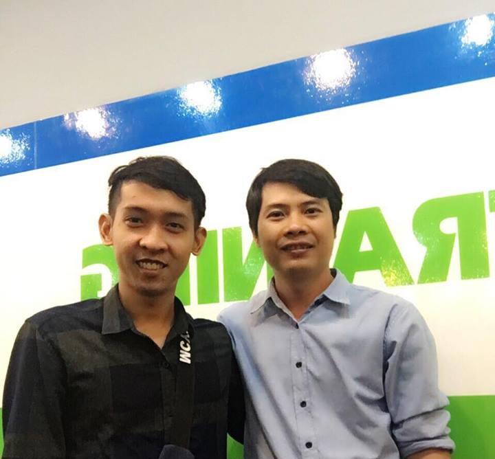 Hoàng Quỳnh - Chủ sáng lập NETACONS - Xây dựng công trình và gia đình bằng trái tim sâu sắc.