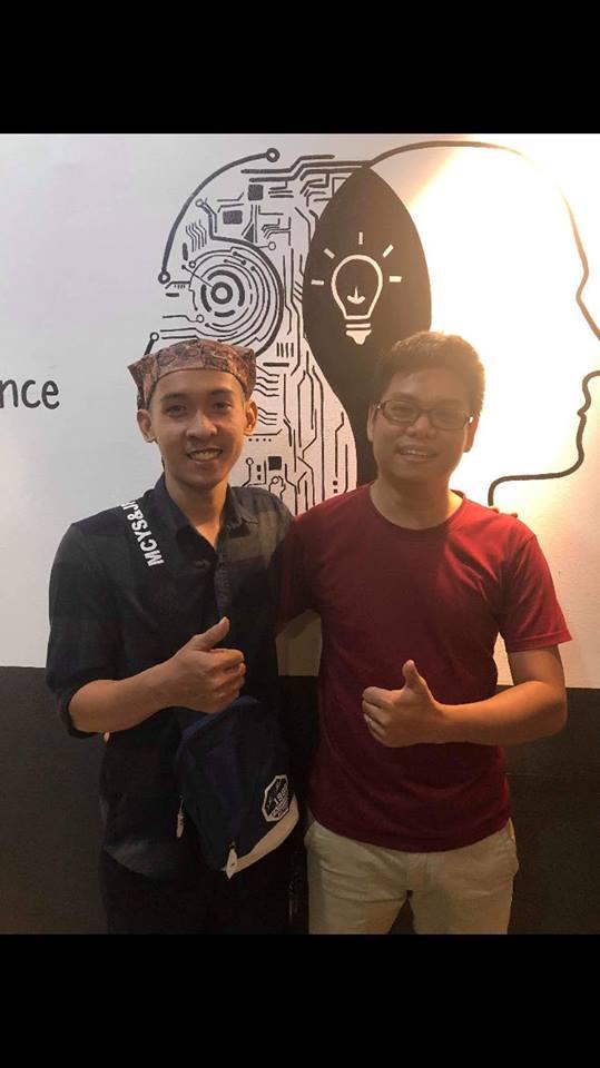 Phạm Hữu Hiền và Nguyễn Tôn Quốc Tín