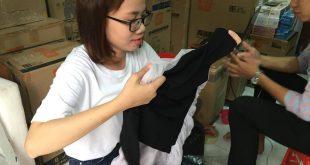 Phan Thị Thùy Trang. Cô gái chăm chỉ và tốt bụng.