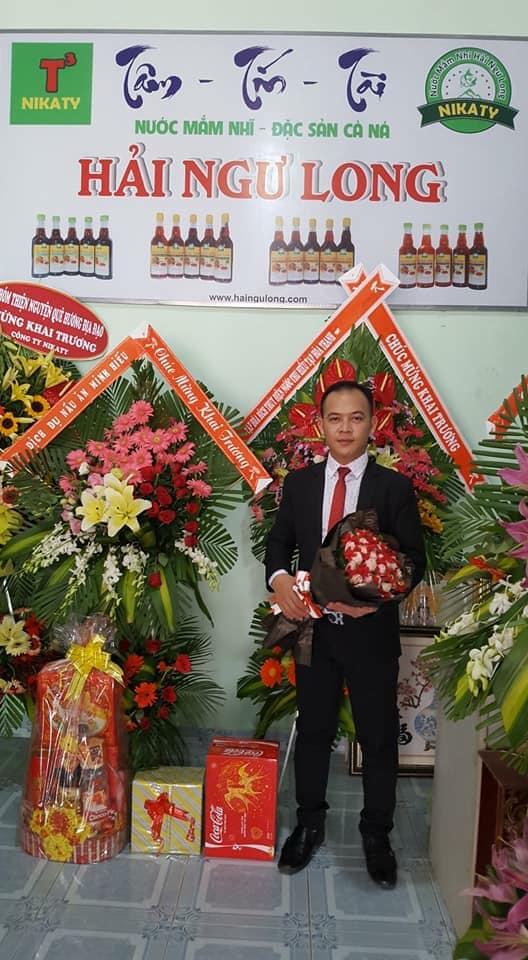 Lễ khai trương công ty TNHH ĐTTM NIKATY