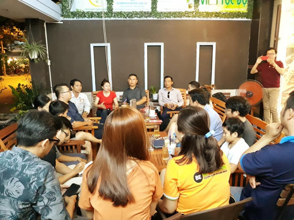 Hội quán liên kết doanh nghiệp việt VECIC