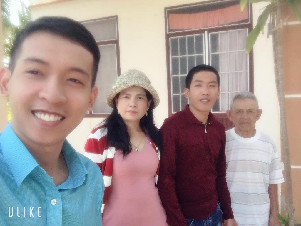 Nguyễn Tôn Quốc Tín và Gia Đình