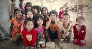 Trẻ em nghèo ở tỉnh Gia Lai