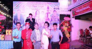 Nguyễn Tôn Quốc Tín tham dự khai trương công ty NIKATY và thương hiệu nước mắm HẢI NGƯ LONG.