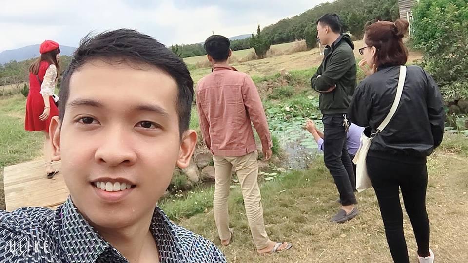 Nguyễn Tôn Quốc Tín tại Đà Lạt