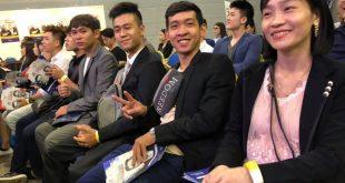 Nguyễn Tôn Quốc Tín đi học tại Singapore