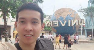 Nguyễn Tôn Quốc Tín tại Sentoza Singaore