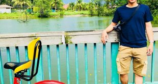 Nguyễn Tôn Quốc Tín tại đảo PULAU UPIN, Singapore