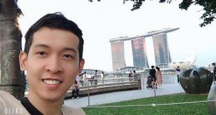 Nguyễn Tôn Quốc Tín tại Singapore