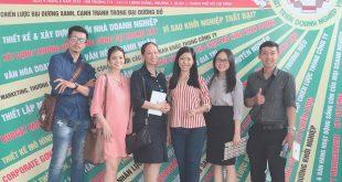 Nguyễn Tôn Quốc Tín cùng group phát triển doanh nghiệp Việt