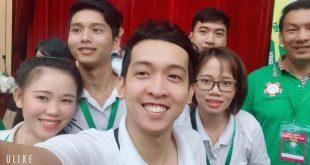 Nguyễn Tôn Quốc Tín và đồng đội tại group phát triển doanh nghiệp việt.